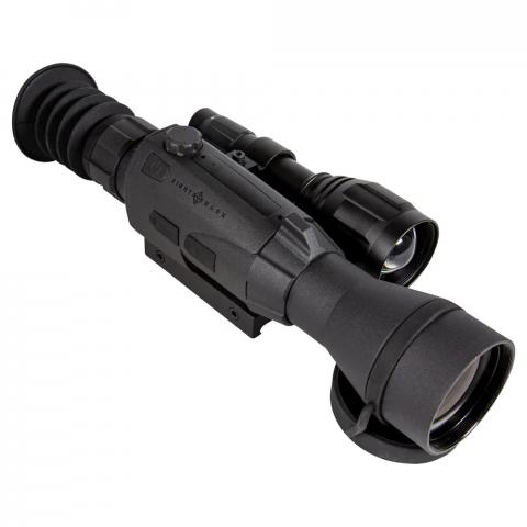 Sightmark Wraith 4K Max 3-24×50 Digital Night Vision Riflescope